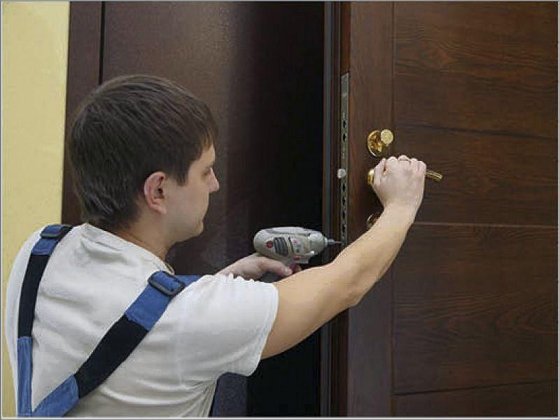 установка и замена дверей Белгород