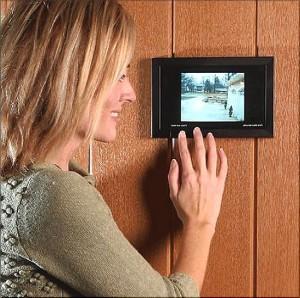 Замена оптических глазков на видео глазки