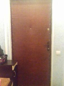 Замена внутренней обивки двери Белгород