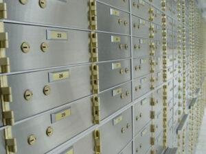 Вскрытие и ремонт банковских ячеек