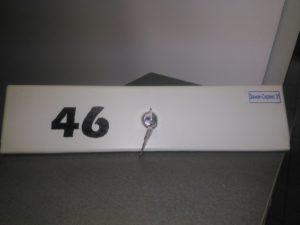 Дверца почтового ящика №3 (354мм - 86мм)