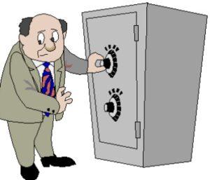 Как открыть сейф, если забыл код
