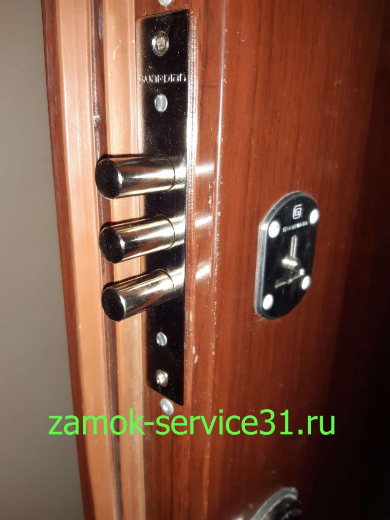Замена дверных замков в Белгороде