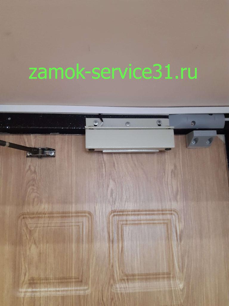 Замена электронных замков в Белгороде