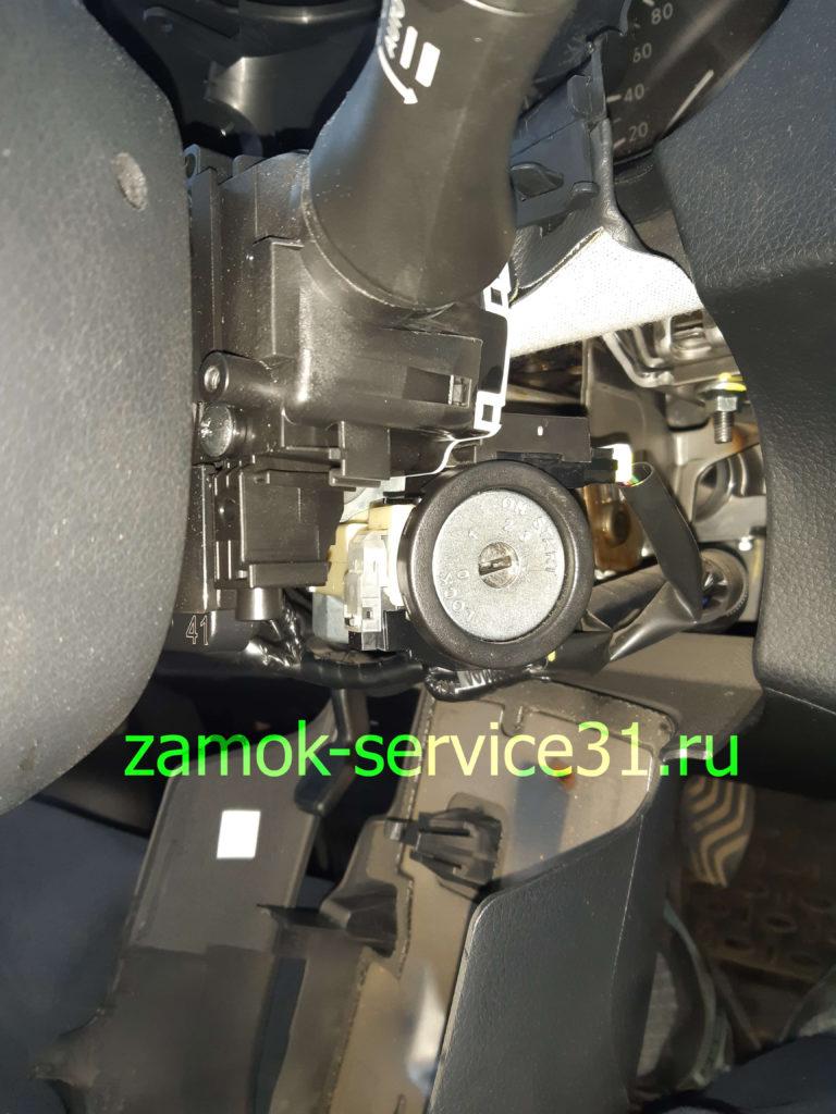 Замена и ремонт автомобильных замков в Белгороде