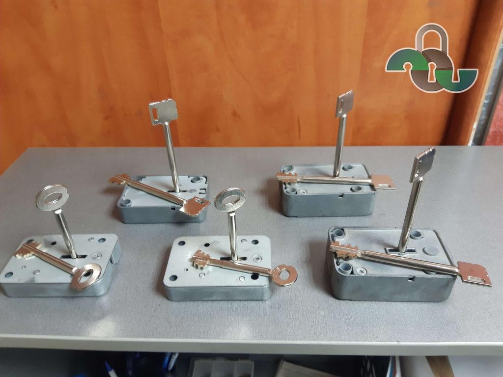 Изготовление ключей для сейфов в Белгороде