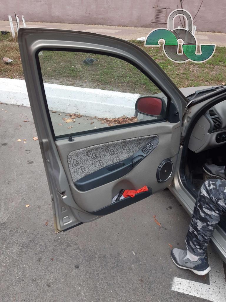 Вскрытие автомбилей без повреждений в Белгороде