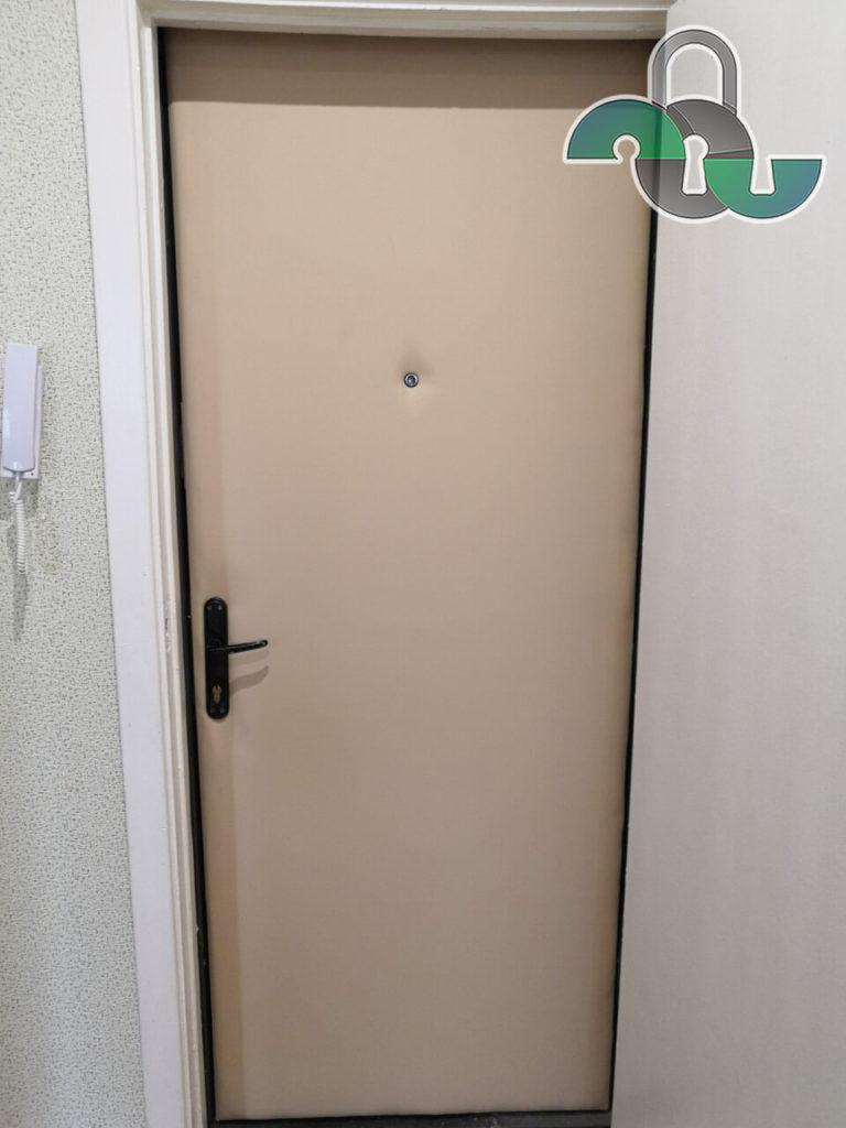 Замена обивки двери Белгород