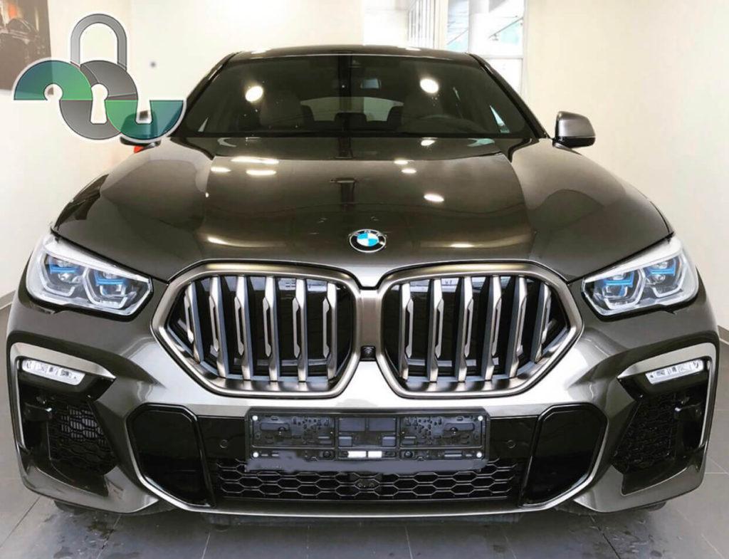Открыть замок BMW в Белгороде