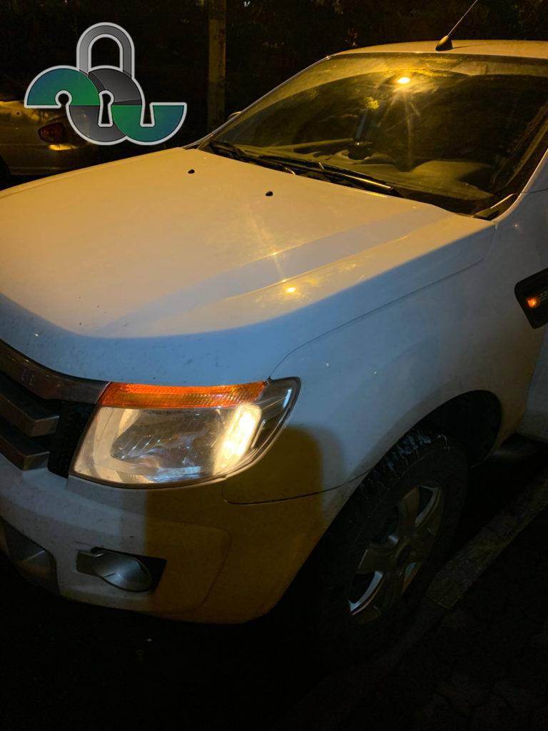 Открыть автомобиль Ford без повреждений Белгород