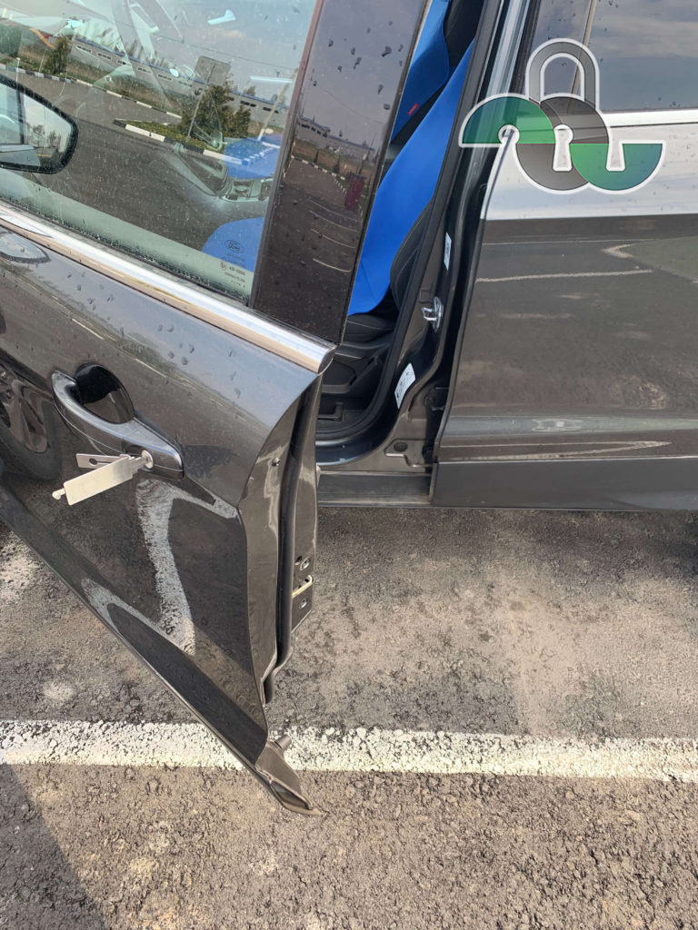 Вскрытие автомобилей Ford в Белгороде