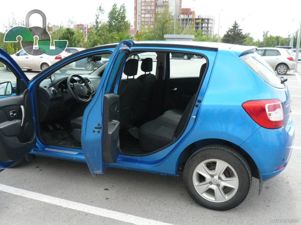 Вскрыть автомобиль Renault (Рено) Белгород