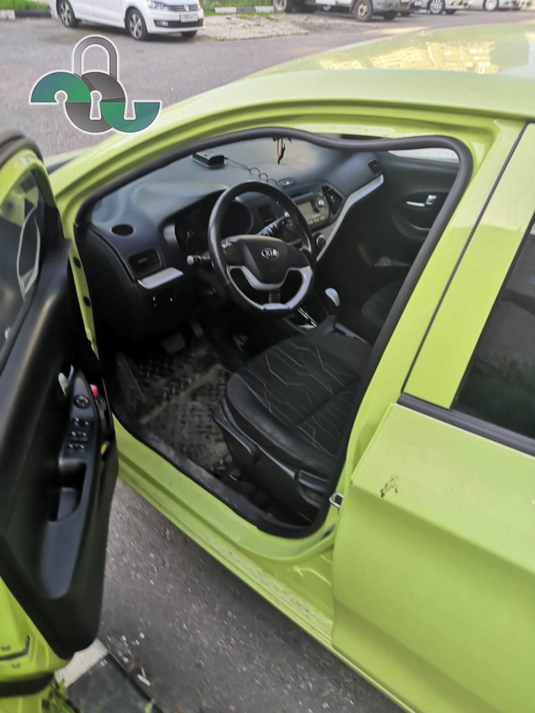 Вскрытие автомобилей Kia (Киа) в Белгороде