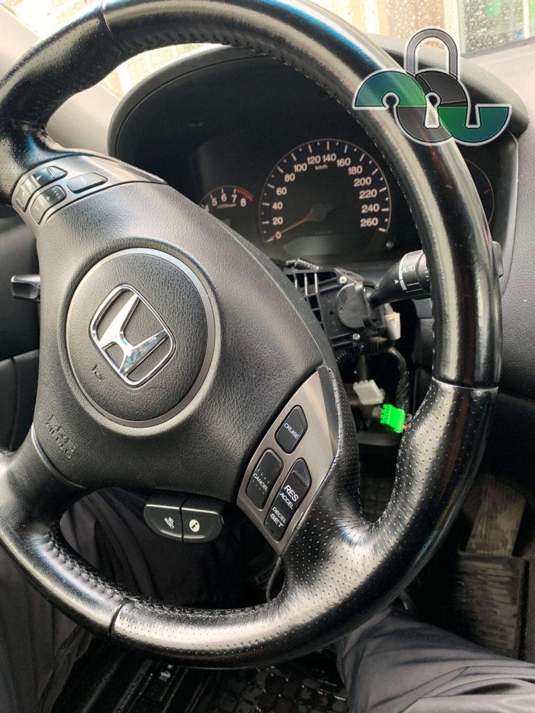 Вскрытие автомобилей Honda (Хонда) без повреждений Белгород