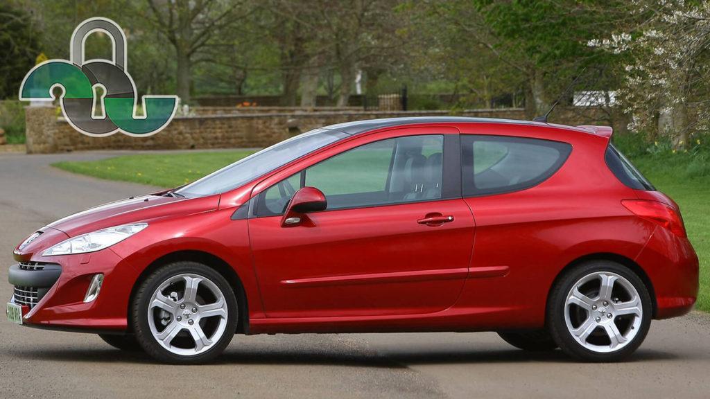 Вскрытие автомобилей Peugeot Белгород
