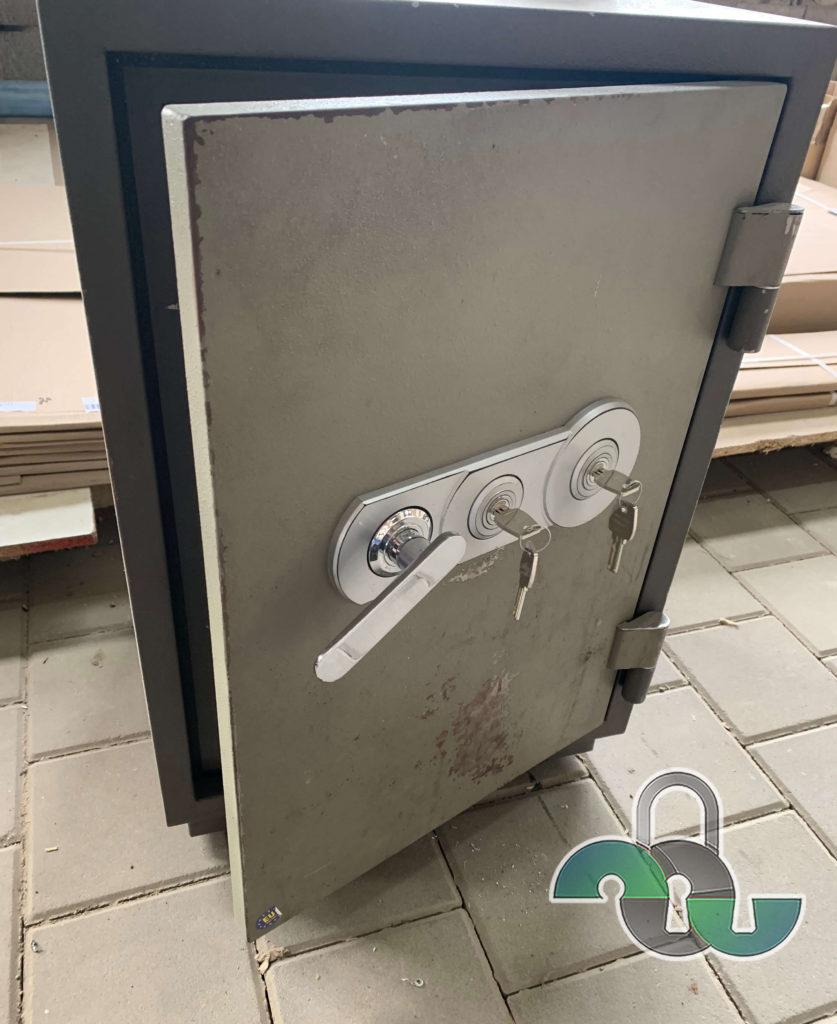 Замена замка в сейфе в Белгороде
