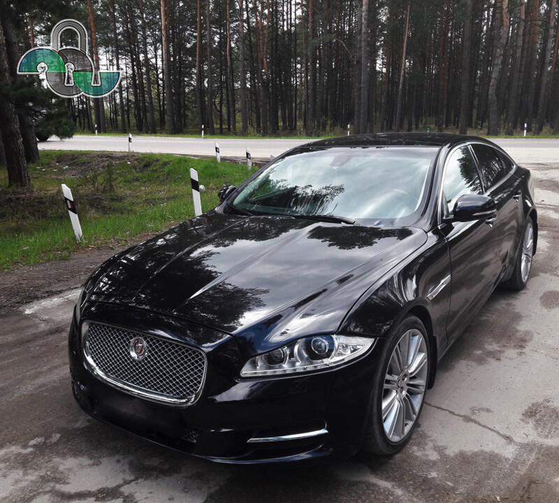 Вскрытие автомобилей Ягуар (Jaguar) в Белгороде