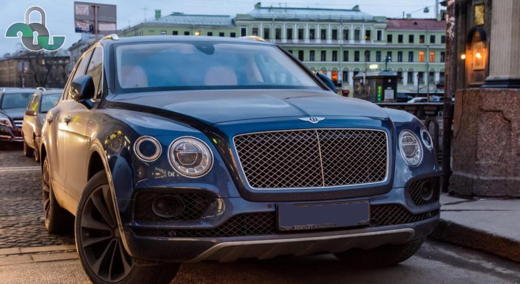 открыть автомобиль Bentley (Бентли) в Белгороде