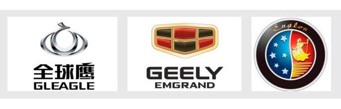Geely логотип Замок-Сервис 31