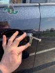 Вскрытие авто Фольксваген