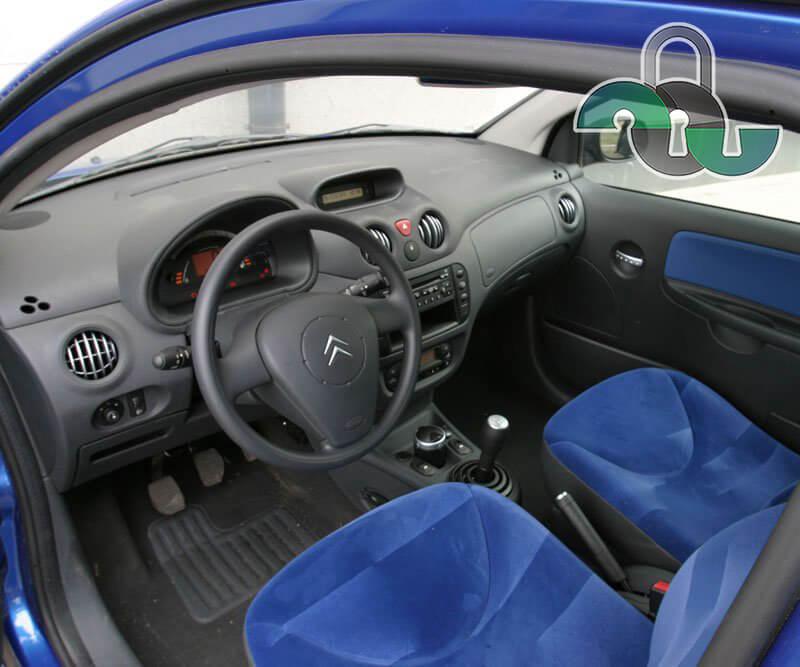 Вскрыть авто Ситроен (Citroën)