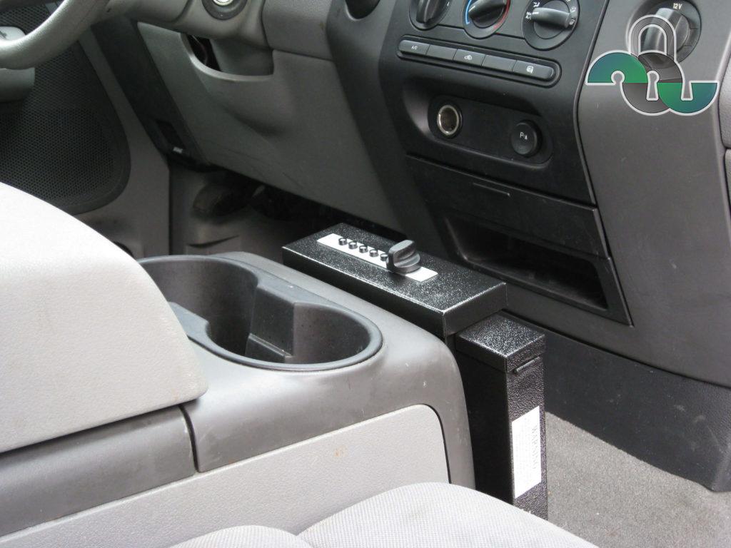 Автомобильные сейфы, вскрытие и ремонт